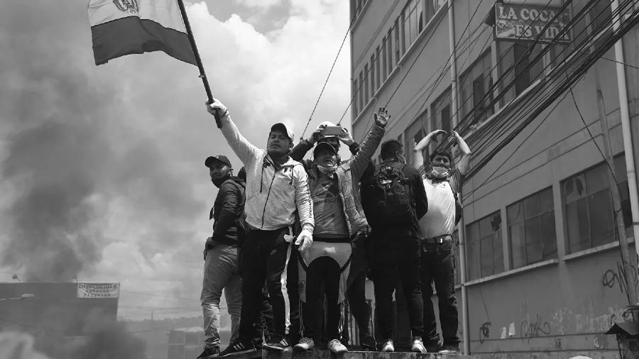 Bolivia paro opositor la-tinta