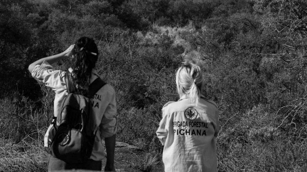Brigada-Pichana-brigadista-bomberos-cordoba-sierras