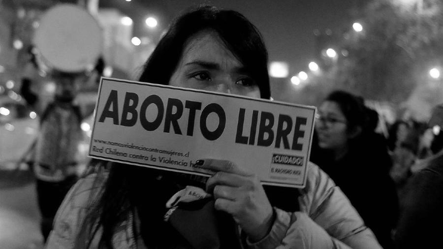 Chile aborto libre la-tinta