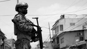 Ecuador: estado de excepción y gatillo fácil