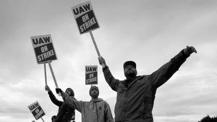 Estados Unidos huelgas trabajadores la-tinta