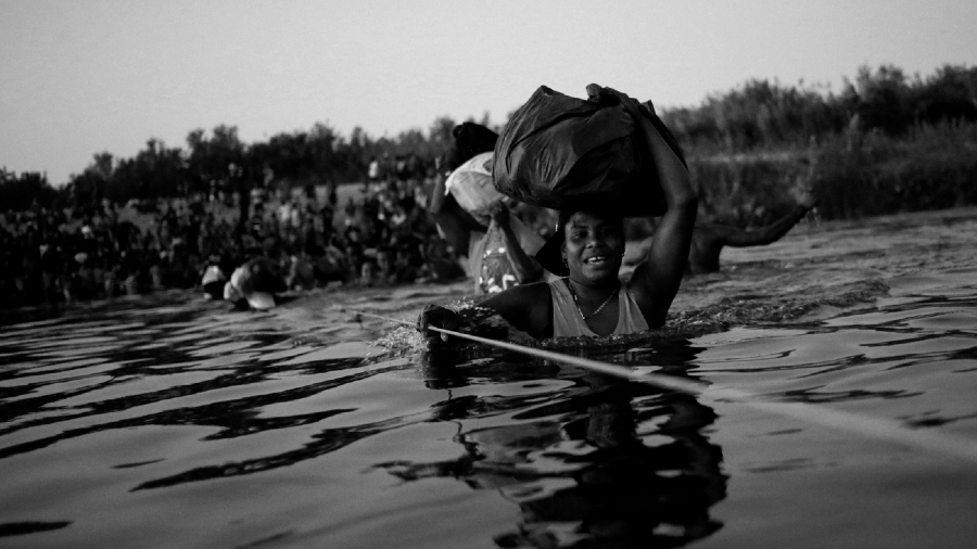 Estados Unidos migracion haitiana frontera la-tinta