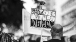 #Abuelas44Años #FloreceIdentidad