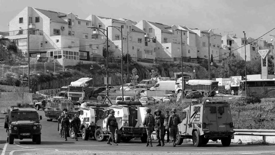 Palestina asentamientos ilegales israelies la-tinta