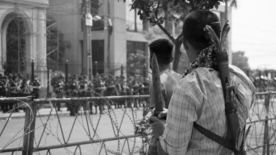 Paraguay protestas indigenas la-tinta
