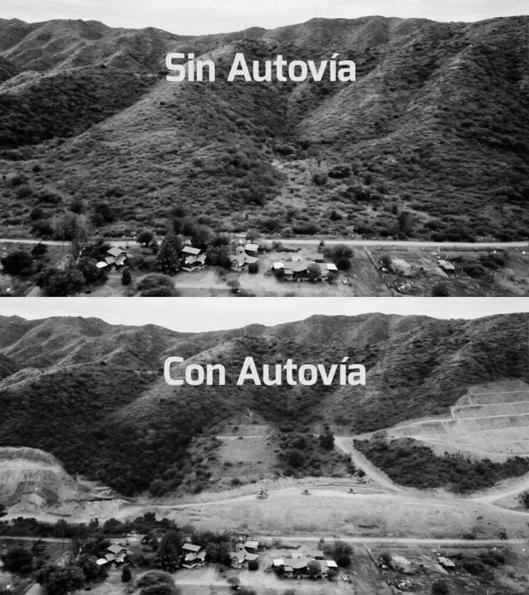 autovía-cordoba-Schiaretti-monte-ecocidio
