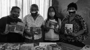 Gritos de las madres del monte: memorias y saberes indígenas para el buen vivir