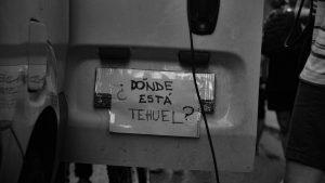 Fotogalería: 7 meses sin Tehuel